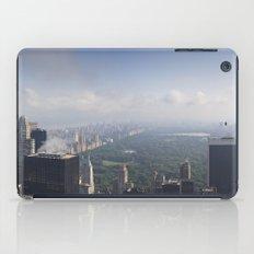 Central Park Panorama iPad Case