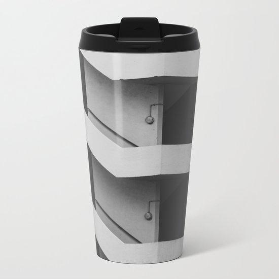 Emergency Escape Metal Travel Mug