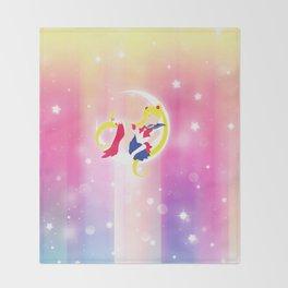 Sailor Moon Throw Blanket