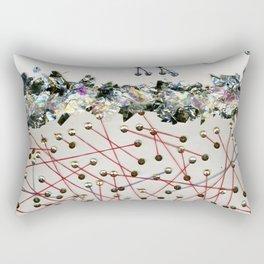 Cosmic Family Rectangular Pillow