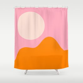 Sueño Shower Curtain