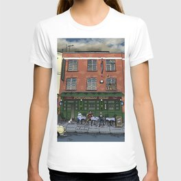 Clouds Over London T-shirt
