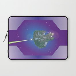 Unidentified Ship 1 Laptop Sleeve