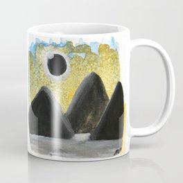 Solar Eclipse Dreams Coffee Mug