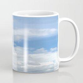 Soft Heavenly Clouds Coffee Mug