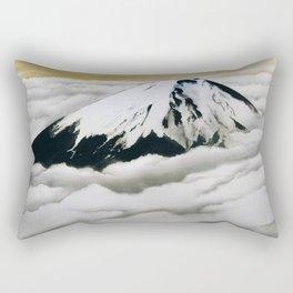 Yokoyama Taikan - Mount Fuji - NIPPON SHINJIN - Top Quality Image Edition Rectangular Pillow
