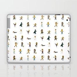 [BadAss Action Heroes] Laptop & iPad Skin