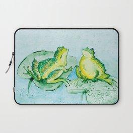 Frogs Laptop Sleeve