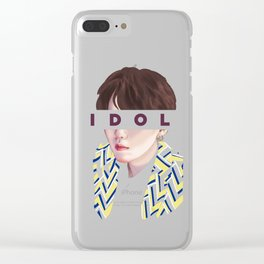 Idol vs02 Clear iPhone Case