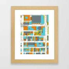 Ground #07 Framed Art Print