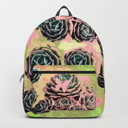 Cactus collage Backpack