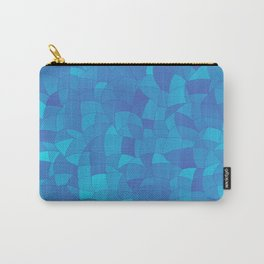 Geometric Shapes Fragments Pattern 2 pb2 Carry-All Pouch