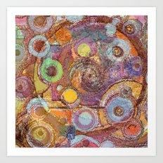 Atomic Number 29 Art Print