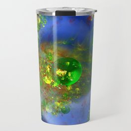 Exploding Universe Travel Mug