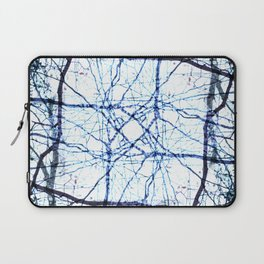 Kaleidoscope -Trees Laptop Sleeve