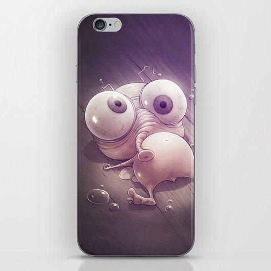 Fleee iPhone & iPod Skin