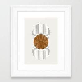 Perfect Touch Light II Framed Art Print