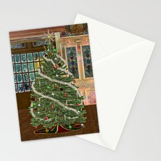 Magical Christmas Stationery Cards