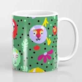 Jungle Baby Coffee Mug