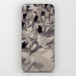 no god squad iPhone Skin