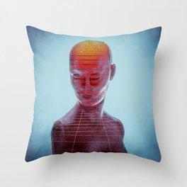 // Γαλάτεια // g a l a t e a // Throw Pillow