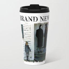 Brand New The Devil And God Are Raging Inside Me Travel Mug