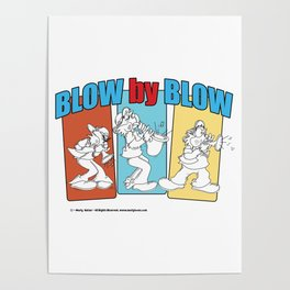 Blow By Blow Poster