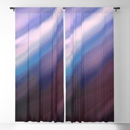 Motion Blur Series: Number Three Blackout Curtain