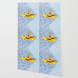 My Yellow Submarine Wallpaper