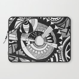 Lost in your Eyes Laptop Sleeve