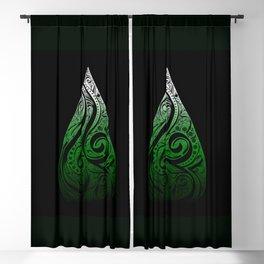 Neutrois Pride Drop Blackout Curtain