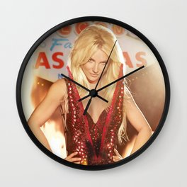 You wanna piece of me? Wall Clock