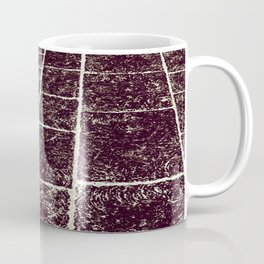 texture of the old stone paving Coffee Mug