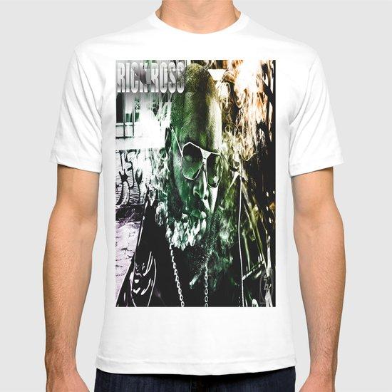 Street Phenomenon Rick Ross  T-shirt