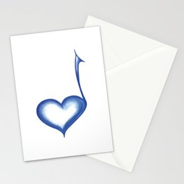 Believe in love Stationery Cards