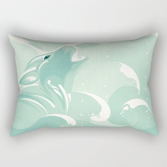 Tale to Tell Rectangular Pillow
