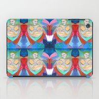 madonna iPad Cases featuring Madonna and Child ~ Redux by Bruce Stanfield