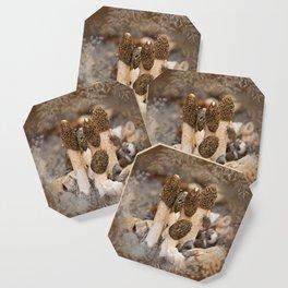 Mushroom Tile Coaster