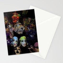 Mardi Gras Madness2 Stationery Cards