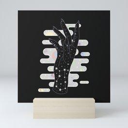 Gemini - Zodiac Illustration Mini Art Print