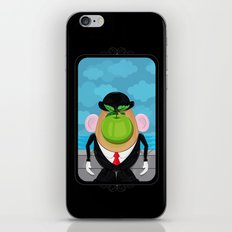 Son of the tuber  iPhone & iPod Skin