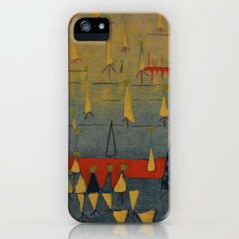 isoceles iPhone Case
