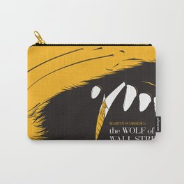 The Wolf of Wall Street | Fan Poster Design Carry-All Pouch