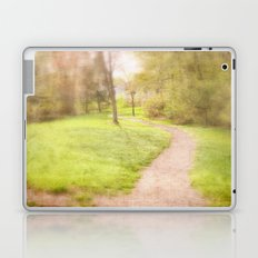 Winding Pathway Laptop & iPad Skin