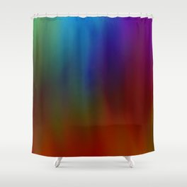 Bruised soul Shower Curtain