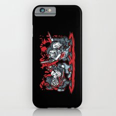Where the Slashers Are (Grayscale) Slim Case iPhone 6s