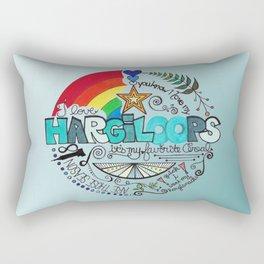 Hargiloops Rectangular Pillow