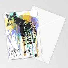 Okapi Stationery Cards