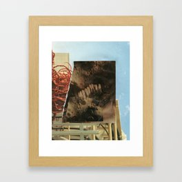 #7 All animals are equal  Framed Art Print