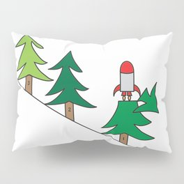 3, 2,1 Blast Off Pillow Sham